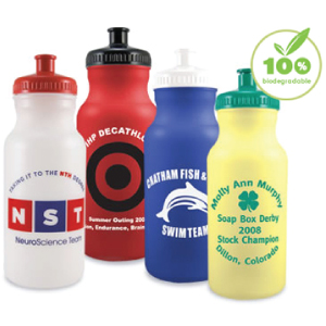 590ml Coloured Water Bottle