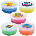 Crazy Assorted Colour Bouncing Putty