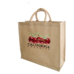 Deluxe Jute Shopping Bag