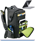 Disrupt 17 inch Compu Backpacks