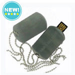 Dog Tag Flash Drives