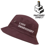 Brushed Twill Bucket Hats Factory Direct