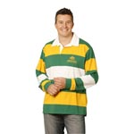 Fairlane Long Sleeve Rugby Top
