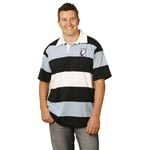 Fairlane Short Sleeve Rugby Top