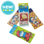 Air Freshener with Header Cards