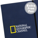 Corporate Note Pad Large