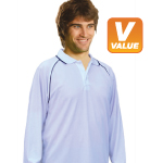 Long Sleeve Sport Polo