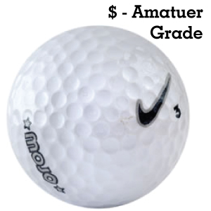 Nike Ndx Turbo Golf Balls