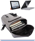Osaka Notebook & Tablet Backpacks