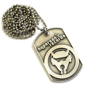 Pewter Dogtags