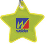 Promotional Reflective Bag Tag
