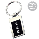 Promotional Engraved Keyring