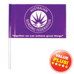 Promotional Hand Flag