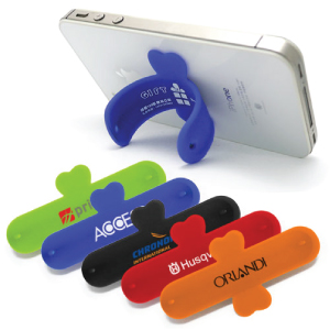 Silicone Custom Mobile Phone Stands