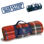 Promotional Travel Blankets
