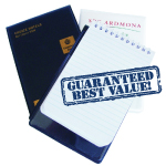 Promotional PVC Notebooks