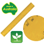 Recycled Australian Made Rulers - 30cm