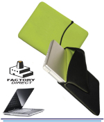 Reversible Neoprene Notebook Cases