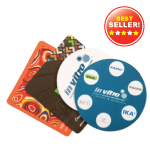 Promotional Drinks Coaster - Skinny