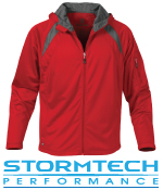 Stormtech Mens Full Zip Hoodies