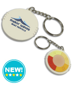 Sun Smart Keyrings