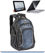 Swiss Peak Notebook Backpacks