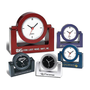 Swivel Quartz Clock