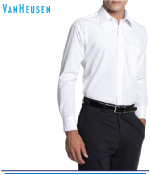 Van Heusen Mens Classic Fit Shirts