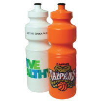 Promotional Drink Bottle with decorated logo