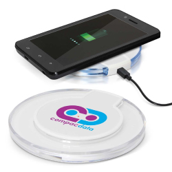 Branded Wireless Phone Chargers