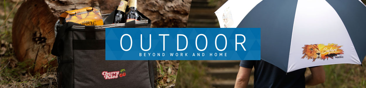 Outdoor Promotional Products Category
