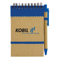 Recycled Notepads with corporate logo
