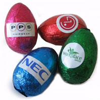 Promotional Easter Eggs