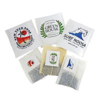 Branded Tea Bags