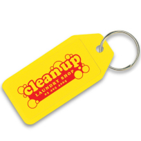 Plastic Keyrings