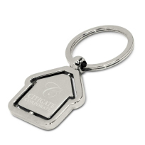 Real Estate Keyrings