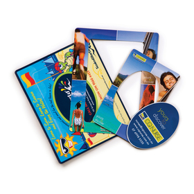 3 in 1 Magnetic Photo Frames