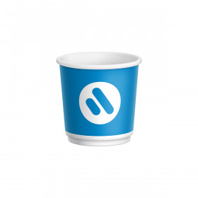 4oz Double Walled Paper Cup