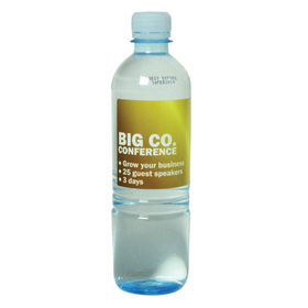 500mL Custom Water