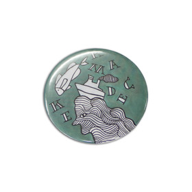 58mm Round Button Badges