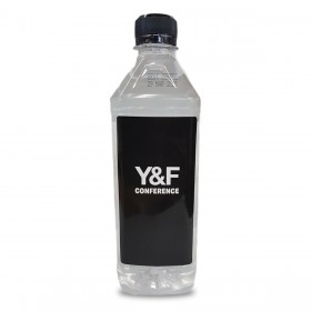 600mL Square Bottled Water