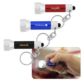 7 LED Keyring Flashlights