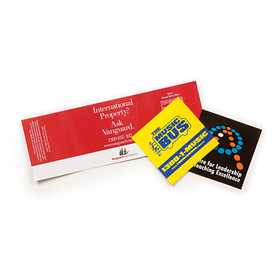 75mm x 210mm Vinyl Stickers