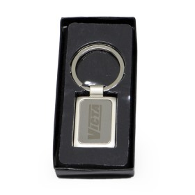Accent Rectangular Keyrings