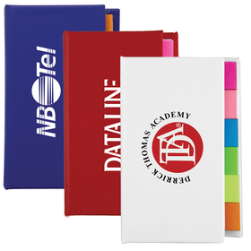 Adhesive Note Strip Books