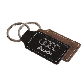 AGRADE Leatherette Keyrings