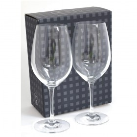 Ariston White Wine Glasses