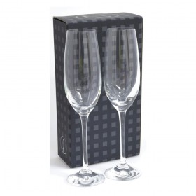 Ariston Champagne Glasses
