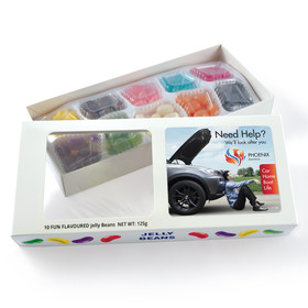 Assorted Jelly Bean Boxes - 125g