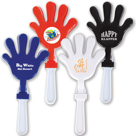 Promotional Happy Clappers